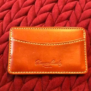 Dooney & Bourke card case